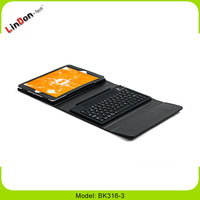 Top-selling wireless silicon bluetooth keyboard for iPad5/air