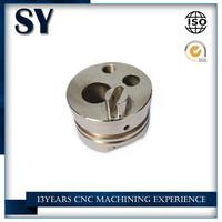 oem cnc steel turning service high precision watt meter