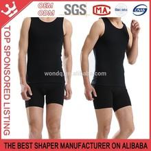 Mens Cotton Tank Top Gym Vest Bodybuilding Tank Top Gym Singlets