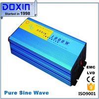 Ultra -low price chinese factory directly selling 1000w 2000w(PEAK)pure sine wave inverter dc 24v ac 230v for solar power system