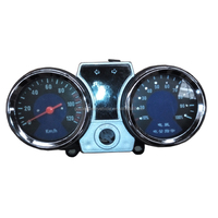 Electric tricycle auto rickshaw spare parts: speedometer