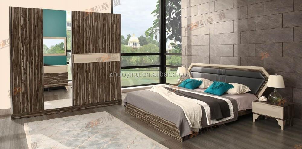 moderne en bois nouveau modle de mobilier de chambreturc mobilier de chambre avec nouveau - Chambre A Coucher Moderne En Mdf Turque