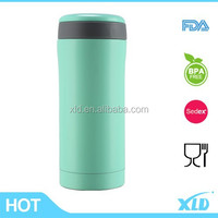 Bachelor vacuum flask double wall stainless steel vacuum flask with filter