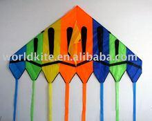 Big bowling kites (single line)