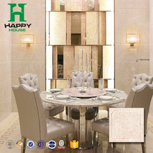 dining hall pink color decorative 3d 4x4 interior japanese wall tile