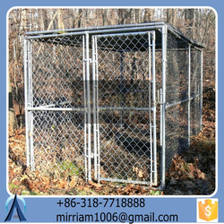 2016 New design folding fashionable dog kennel/pet house/dog cage/run/carrier