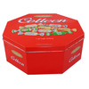 Hot sale octagonal wedding candy tin container