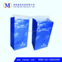 disposable airline vomit bags / block bottom bag