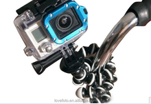 Flexible Octopus Bubble Digital Camera Tripod Portable Holder Stand Gorillapod DSLR Tripod for gopro