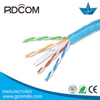 Low Cost Prices Cat 6 / Cat 5 FTP / UTP Ethernet Data Cable Specifications