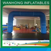 Wide legs lower price arch advertising inflatable arch for promotion