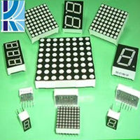 8*8 3mm P4 indoor led dot matrix screen