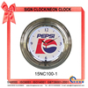 15NC100-1 Rounded Wall decoration Neon clock