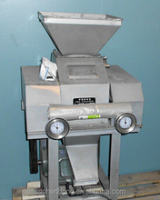 carbon steel double-roller grain miller, malt mill with CE/ISO/BV for sale
