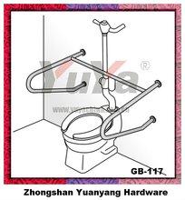 Hospital grab bar toilet grab rail (GB-117)