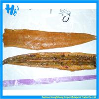 Frozen kabayaki eel factory