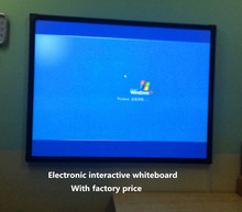 IR multi touch electronic interactive whiteboard with OEM