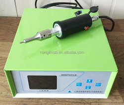 HJ35-800 MODEL handheld ultrasonic portable spot welding machine
