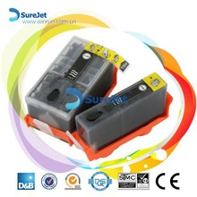 Surejet auto reset chip for hp 934 935 refill ink cartridge officejet printer