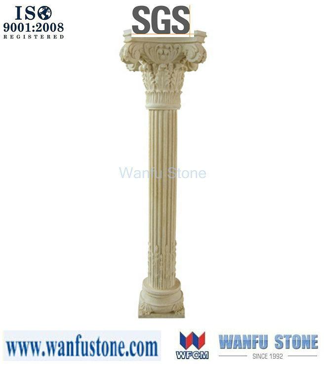 Custom Decorative Stone Columns Various Designs Of Columns