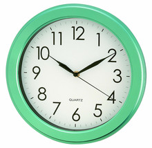 Decorative time sweep silent wall clock