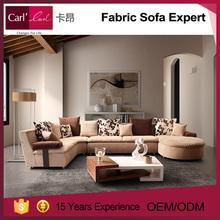New Arrival Top Selling modern new design cheap corner sofa 2C-18D