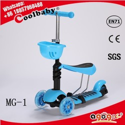 2015 new arrival Micro scooter 3 in 1 scooter