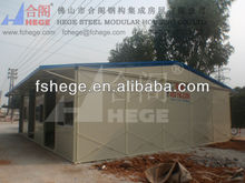 Slope Roof Prefab cheap modular house for office and accommdation ,temporary cheaper prefab cabin