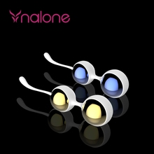 Nalone Yany sex Toy from China Manufacturer Metal Kegel Exerciser Adult Product