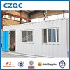 Flat-packed steel structure container houses / container bedroom / office