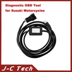2015 New Arrival Diagnostic OBD Tool for Suzuki Motorcycles Scanner OBD2 OBD Scanner for Suzuki Free Shipping