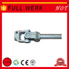 China Supplier alloy steel Steering joint and shaft auto rickshaw price in india