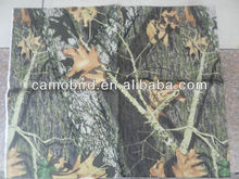 Autumn Yellow Dead Grass Mossy Oak Shadow Camo Polyester Material Cutton Fabric China Supplier