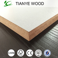 Price medium density fibreboard/melamine mdf from tianye wood Co.,Itd.
