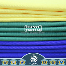 Comfortable Cotton Twill Solid Dyed Woven Fabric for Workwear