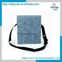 Promotional Vertical Wool Felt Bag Multi-Purpose Shoulder Felt Bag