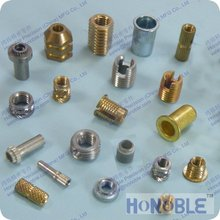 Self-Tapping Threaded Insert with Hexagonal Socket