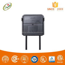 Hot sale 4 rails solar Junction box with TUV and CSA approved