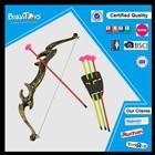 novo produto para crianças brinquedo de plástico arco flecha besta