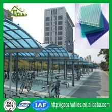 lightweight roofing materials polycarbonate sun roof for car carport