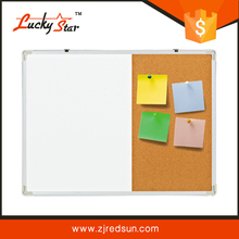 new design of hotel electronic notice board with easel