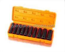 Professional Vehicle Tools 10 PCS Quadriateral And Hex Oil Drainer