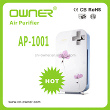 Eco-friendly air cleaner negative ion water purifier