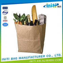 New eco-friendly fashion french fries packaging bags