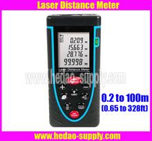 Digital medidor de distancia láser a distancia ~ herramienta de medición 100m