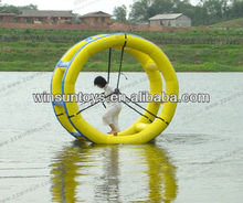 2015 summer NEW inflatable water wheel