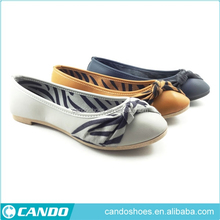 shoes with stripe for girls three color