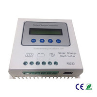 12V Controller 30A LCD PWM 30A Solar Charge Controller