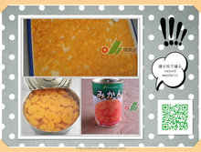 Wholesale canned mandarin orange products