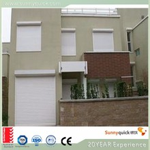 cheap price aluminium security roller shutter window and door design roller shutter
